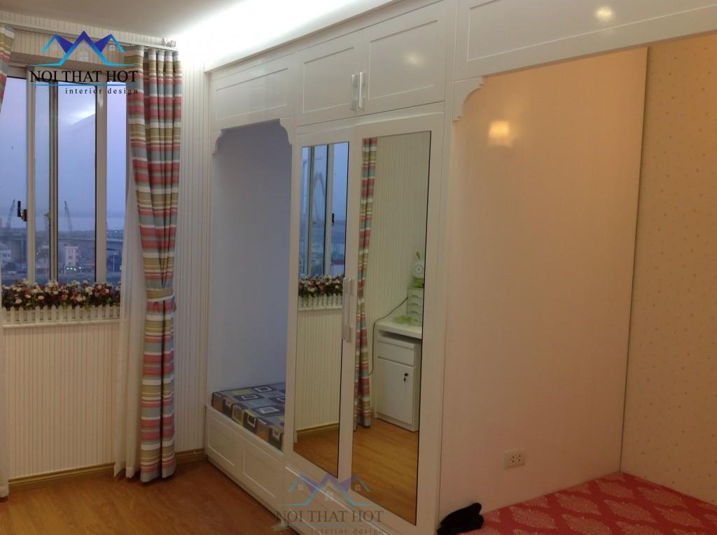 thiết kế nội thất chung cư, thiết kế căn hộ chung cư đẹp