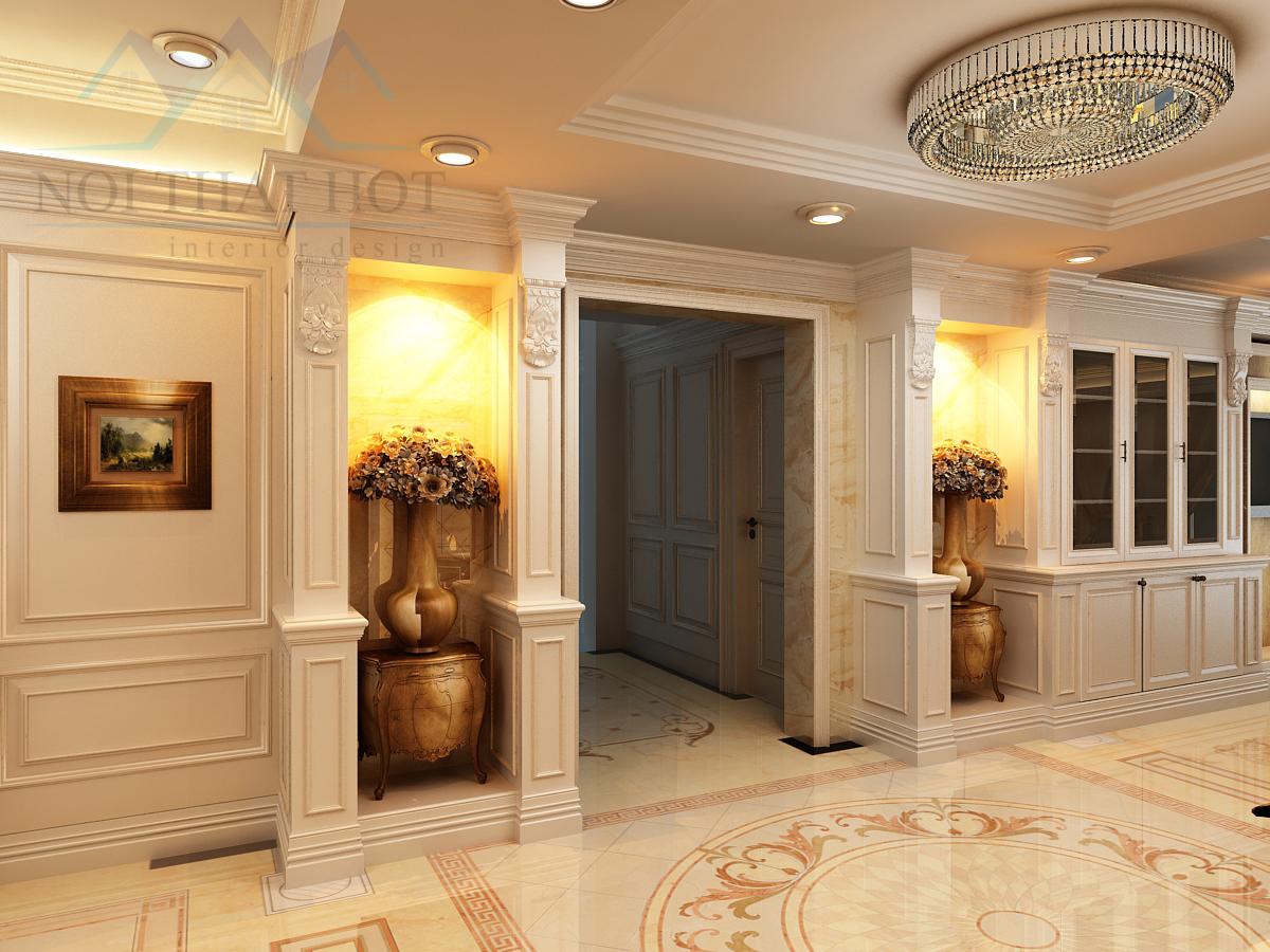 ý tưởng thiết kế nội thất chung cư tuyệt vời