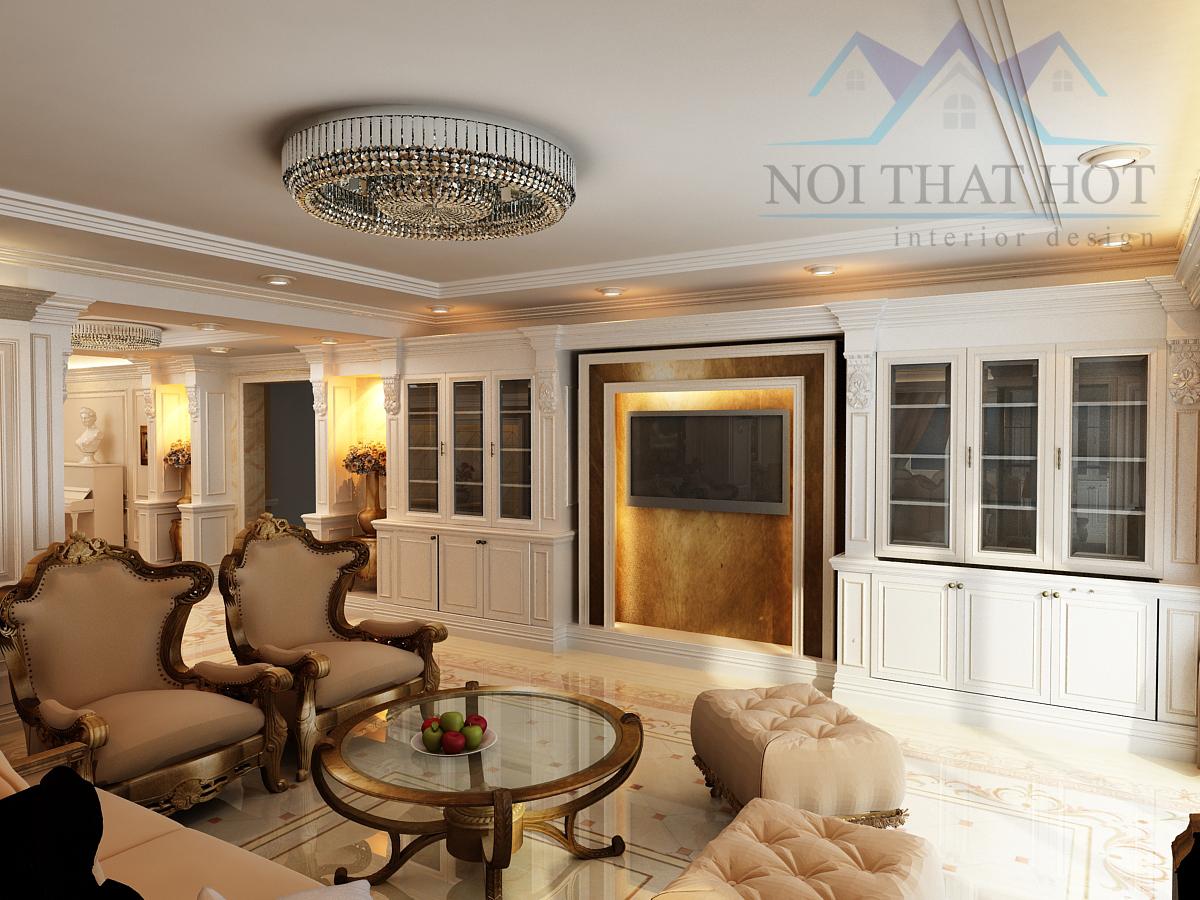 thiết kế phòng khách, thiết kế nội thất chung cư đpẹ