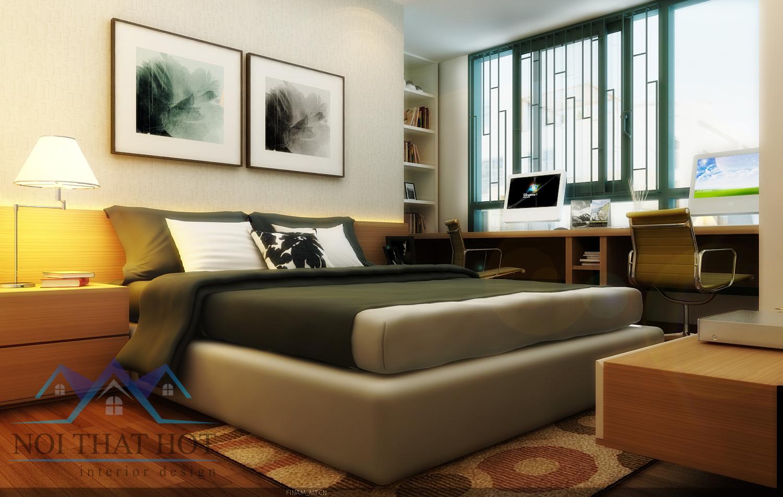 thiết kế chung cư ấn tượng