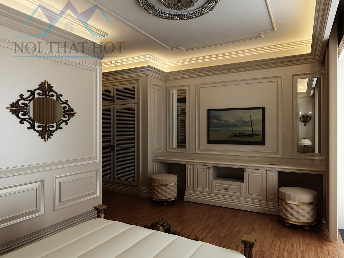 thiết kế nội thất chung cư đẹp nhất vịnh bắc bộ