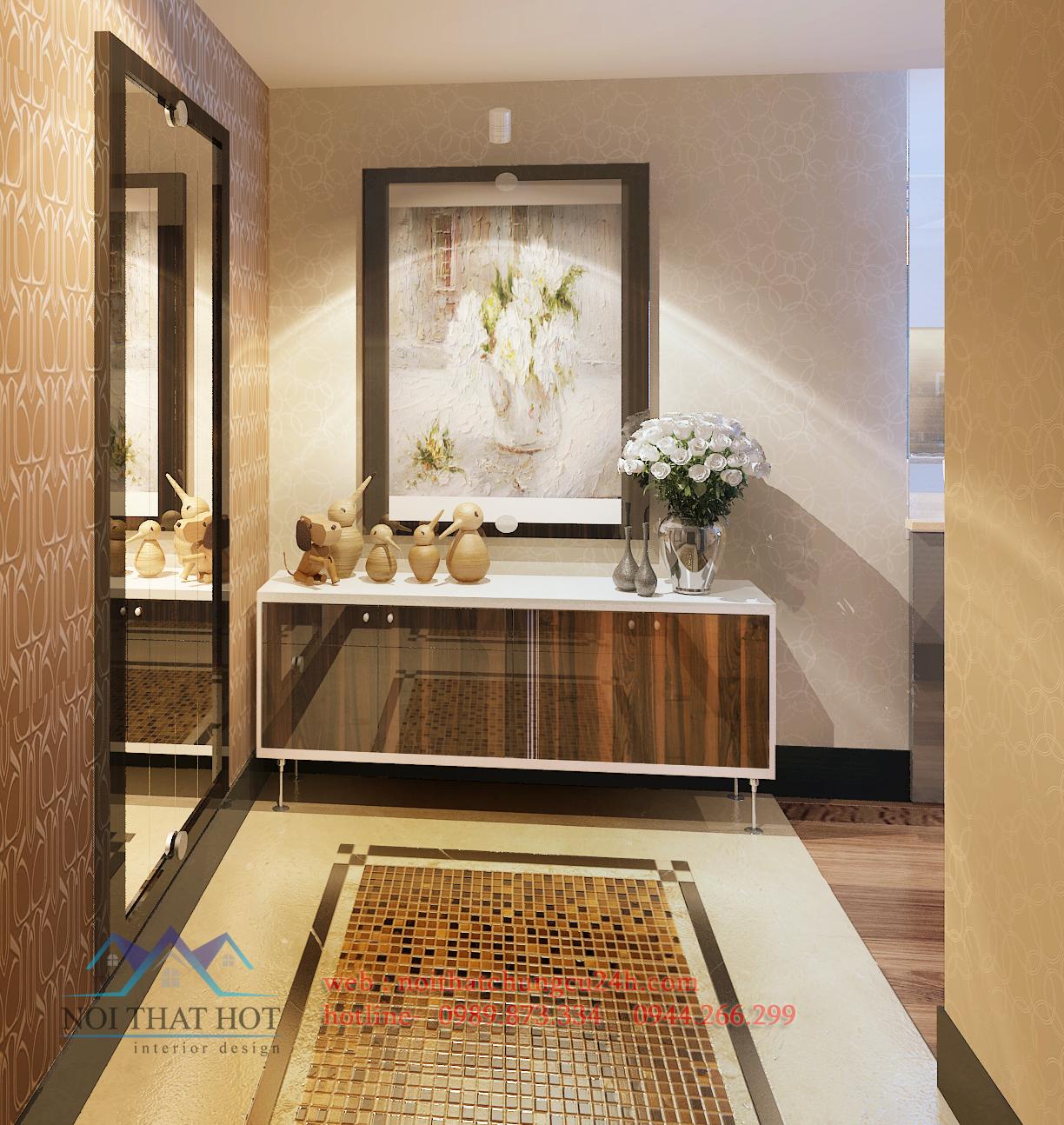 kiến trúc sư thiết kế nội thất chung cư cao cấp