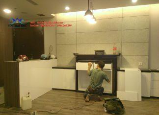 Thi công nội thất chung cư