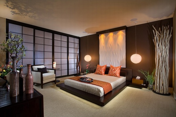 thiết kế phòng ngủ đẹp mắt, thiết kế nội thất chung cư cao cấp