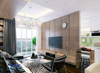 Thiết kế nội thất chung cư Star City đẹp
